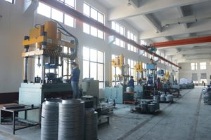 Hydraulic Press Production Line