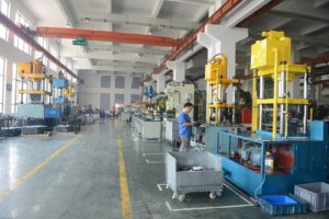 Robot Arm Transfer Production Line