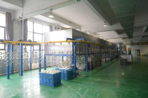 Fully Automatic Powder Coating Line