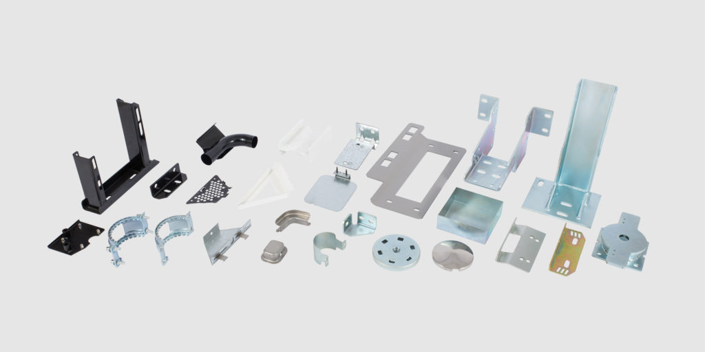 Custom stamping parts