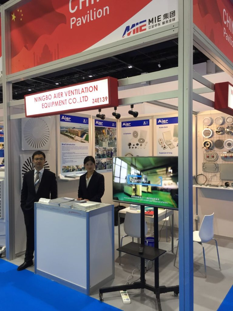 Big5 Expo in Dubai